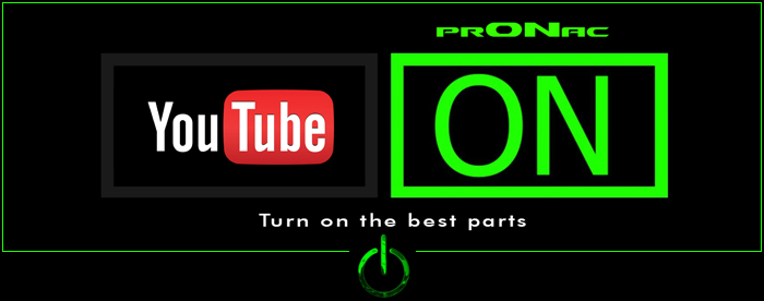 pronac you tube
